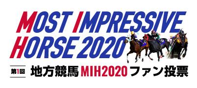 2020年最もあなたの心に残った地方馬は? 第1回 地方競馬MIH2020ファン投票